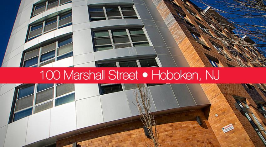100 Marshall St • Hoboken