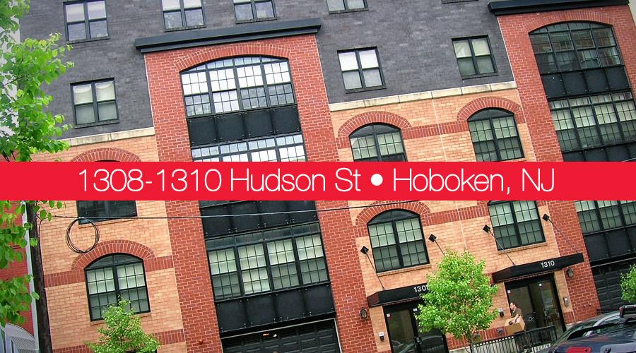 1308-1310 Hudson St, Hoboken