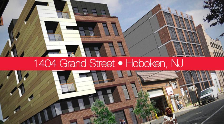 1404 Grand St • Hoboken