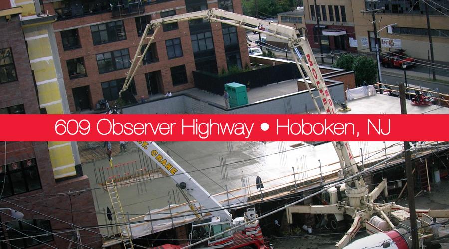 609 Observer Highway, Hoboken