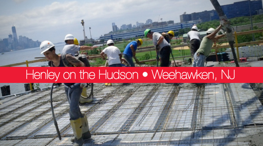 Henley on the Hudson, Weehawken