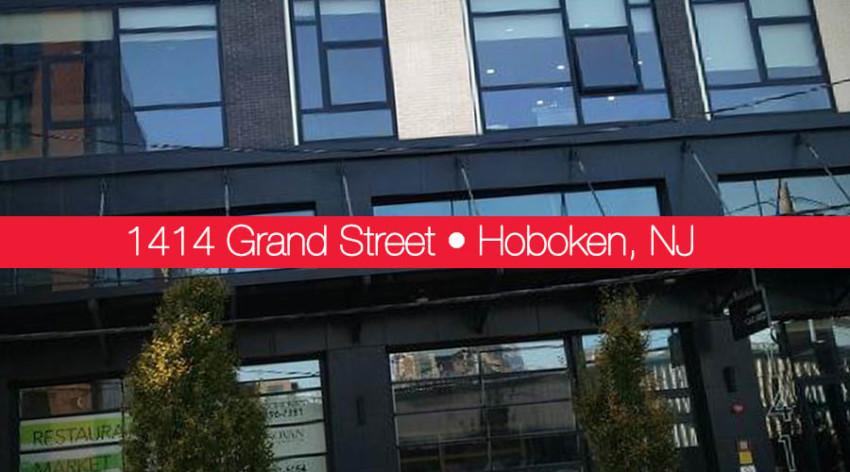 1414 Grand St • Hoboken