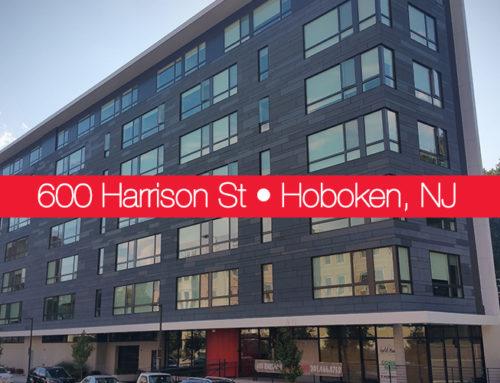 600 Harrison St • Hoboken