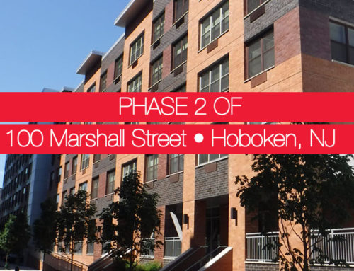 PHASE 2 OF 100 Marshall St • Hoboken