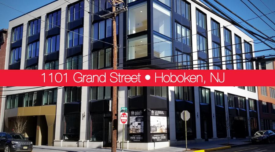1101 Grand St • Hoboken