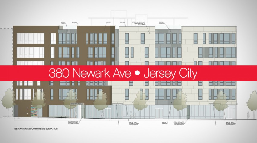 380 Newark Ave • Jersey City
