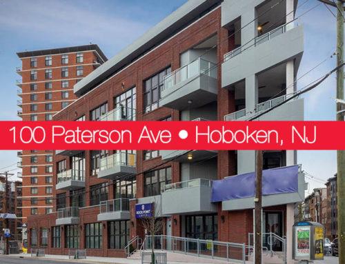 100 Paterson Ave • Hoboken