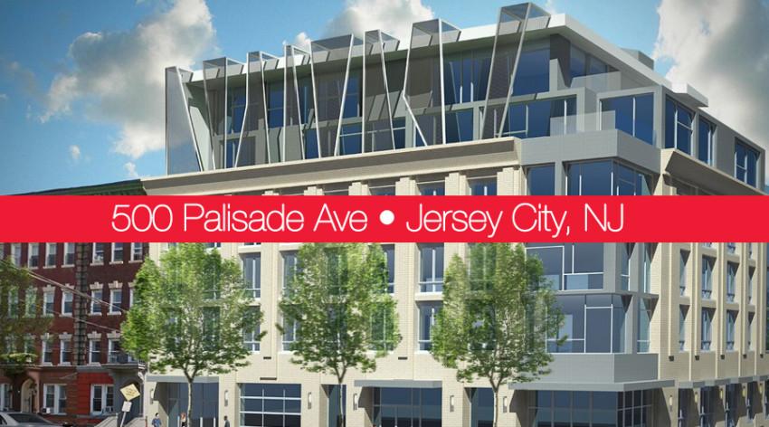 500 Palisade Ave • Jersey City, NJ