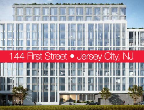 144 First Street – Jersey City, NJ